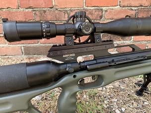 Airforce 20 MOA Rail